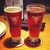 Photo taken at BJ's Restaurant and Brewhouse by Brad Y. on 5/20/2013
