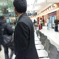 Photo taken at National Express / Eurolines Coach Station by Aliya B. on 5/30/2013
