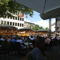 Photo taken at Café Reichard by Mari U. on 6/8/2013