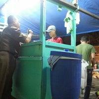 Photo taken at Nusa Jaya Pecal Lele by Andreass S. on 4/9/2014