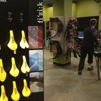 Photo taken at Freewheel Bike Shop - Midtown Bike Center by Santa E. on 5/17/2013