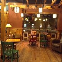 Photo taken at Caribou Coffee by Santa E. on 12/26/2013