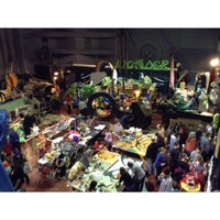 Photo taken at In the Heart of the Beast Puppet and Mask Theatre by Santa E. on 5/2/2014