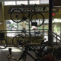 Photo taken at Freewheel Bike Shop - Midtown Bike Center by Santa E. on 9/7/2013
