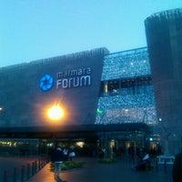 Photo taken at Marmara Forum by Fethi K. on 11/18/2013