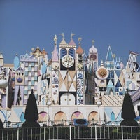 Photo taken at It's a Small World by Miranda R. on 9/30/2012
