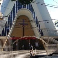 Photo taken at Igreja Nossa Senhora de Fátima e São Jorge by Anderson A. on 7/15/2013