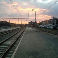 Photo taken at Station Herentals by Michelle S. on 8/27/2013