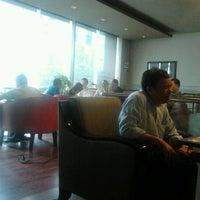 Photo taken at Copen Coffee Shop by Patrizio B. on 11/18/2012