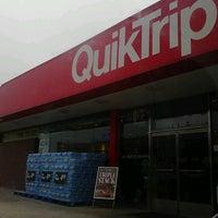 Photo taken at QuikTrip by Jose & Victoria M. on 5/10/2013