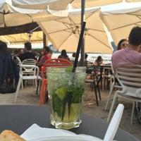 Photo taken at La Noce Lounge Bar by Fabio C. on 5/22/2016