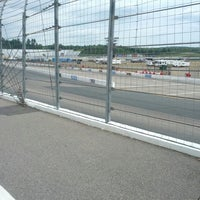 Photo taken at New Hampshire Motor Speedway by Darin N. on 7/20/2013