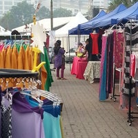 Photo taken at Sec13 Car Boot Sale by Mokhtar M. on 6/22/2013