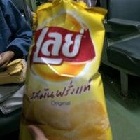 Photo taken at Taphan Hin Railway Station (SRT1099) by aumaim ヅ on 7/31/2015