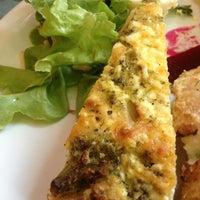 Photo taken at Bier Garten Chef by Rodrigo d. on 2/7/2013