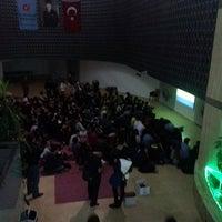 Photo taken at Fen Bilimleri Dershanesi by Kamile G. on 11/10/2013