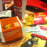 Photo taken at McDonald's by Juan F. on 5/21/2013