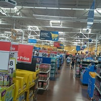 Photo taken at Walmart Supercenter by Danyal A. on 5/19/2014