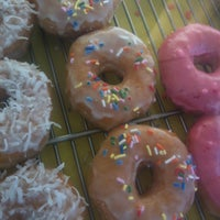 Photo taken at Laurel Tavern Donuts by Paul R. on 5/30/2013