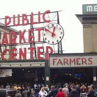 Photo taken at Pike Place Market by Keith W. on 6/8/2013