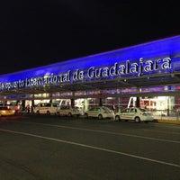 Photo taken at Guadalajara International Airport (GDL) by Estela A. on 10/16/2013