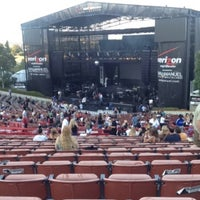 Photo taken at Verizon Wireless Amphitheatre by Christianne K. on 7/27/2013