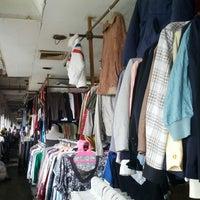 Photo taken at Pasar Senen Blok VI by Allan P. on 5/9/2013