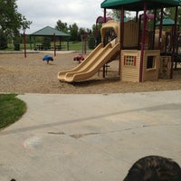 Photo taken at Cherry Knolls Park by Tom D. on 5/27/2013