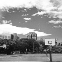 Photo taken at 臺北市立介壽國民中學 Taipei Municipal JieShou Junior High School by Yung-Chung K. on 7/8/2015