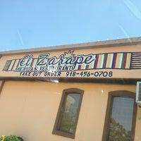 Photo taken at El Zarape Mexican Restaurant by Waleed . on 8/30/2013