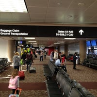 Photo taken at Phoenix Sky Harbor International Airport (PHX) by Alex V. on 5/7/2013