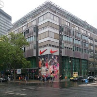 Photo taken at Niketown Berlin by sEq 7. on 5/18/2013