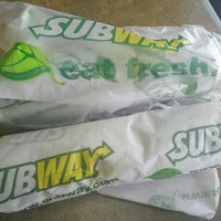 Photo taken at Subway by Ramón B. on 5/20/2016