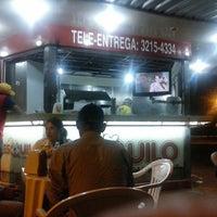 Photo taken at Esquilo Sanduiches BurgerMaxx by Beatriz R. on 5/2/2013