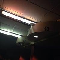 Photo taken at Starplex Cinemas Normal Stadium 14 by Demetria M. on 5/22/2014