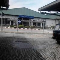 Photo taken at Yamaha Indonesia Motor Manufacturing by Eko P. on 7/1/2013
