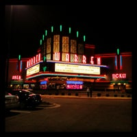 Photo taken at Warren Theatre by Allen C. on 12/3/2012