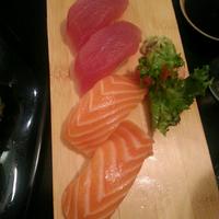 Photo taken at Green Tea Japanese Restaurant by Elle E. on 5/9/2013