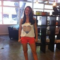 Photo taken at Honey Salon by Trina V. on 7/30/2013