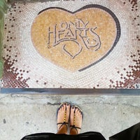 Photo taken at Only Hearts by ShopSaveSequins on 9/3/2014