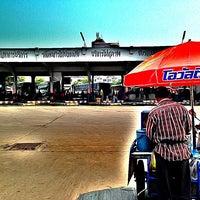 Photo taken at Phayao Bus Terminal by Pong C. on 3/3/2013