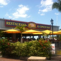 Photo taken at Conch Republic Seafood Company by Doug M. on 5/8/2013
