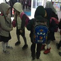 Photo taken at Mithatpaşa İlköğretim Okulu by Tuğba Ö. on 4/25/2016