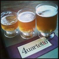 Photo taken at Quarteto Restaurante by Patricia L. on 6/8/2013