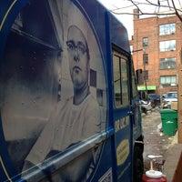 Photo taken at Caplansky's Food Truck by Jamie K. on 3/22/2013