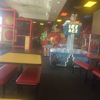 Photo taken at Peter Piper Pizza by Pame G. on 5/3/2016