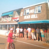 Photo taken at Oves Beach Grill by Joe M. on 8/29/2014