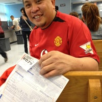 Photo taken at New York State DMV by Shaguer L. on 4/29/2013
