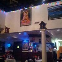 Photo taken at Lumbini Restaurant by Bilqis R. on 12/5/2012