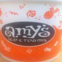 Photo taken at Amy's Ice Creams by Beni G. on 3/31/2013